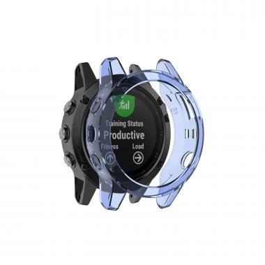 ЧЕХОЛ GARMIN FENIX 5|FENIX 5 PLUS| BLUE (СИНИЙ) 010-70001-22