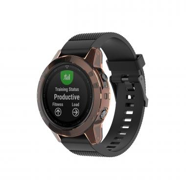 ЧЕХОЛ GARMIN FENIX 5X|FENIX 5X PLUS|FENIX 3|RED (КРАСНЫЙ) 010-70001-27