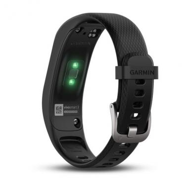 ФИТНЕС БРАСЛЕТ GARMIN VIVOSMART 3 BLACK SMALL/MEDIUM 010-01755-20
