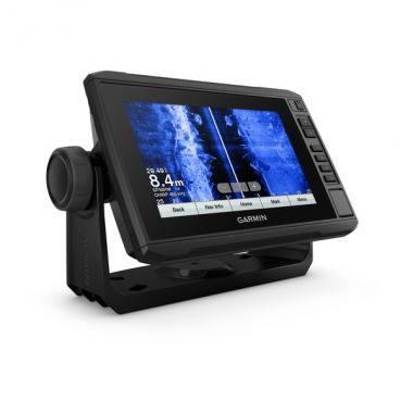 ЭХОЛОТ | КАРТПЛОТТЕР GARMIN ECHOMAP PLUS 72SV WITH TRANSDUCER BLACK 010-01896-01