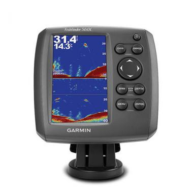 ЭХОЛОТ GARMIN FISHFINDER 560C 010-01197-02