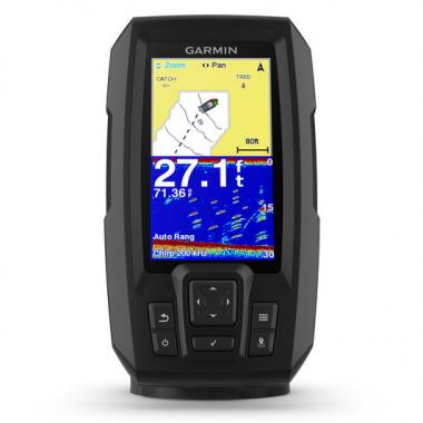 ЭХОЛОТ GARMIN STRIKER PLUS 4 - 010-01870-01