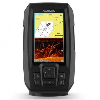 ЭХОЛОТ GARMIN STRIKER PLUS 4CV - 010-01871-01