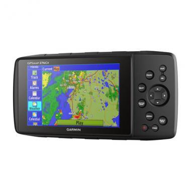 НАВИГАТОР GARMIN GPS MAP 276cx 010-01607-01