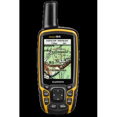 НАВИГАТОР GARMIN GPS MAP 64 010-01199-00