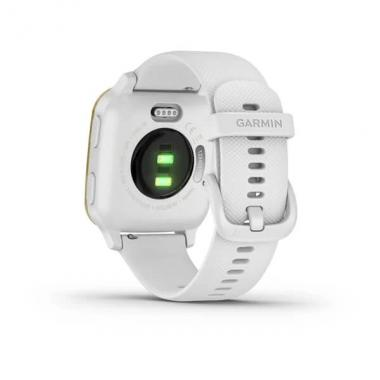 GARMIN VENU SQ WHITE LIGHT GOLD 010-02427-11