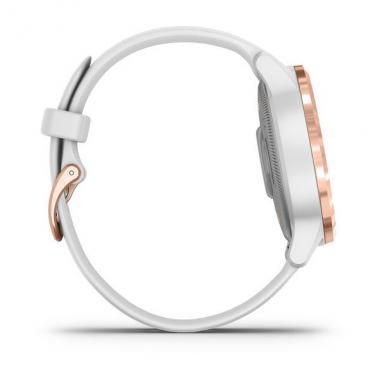 GARMIN 4S WHITE ROSE GOLD 010-02172-23