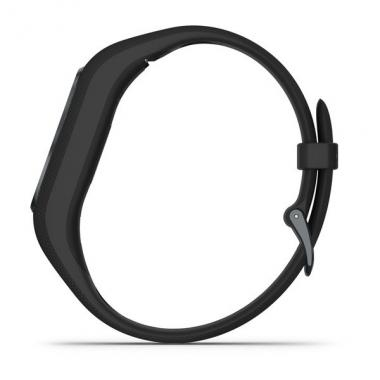 ФИТНЕС БРАСЛЕТ GARMIN VIVOSMART 4 MIDNIGHT WITH BLACK BAND LARGE 010-01995-23