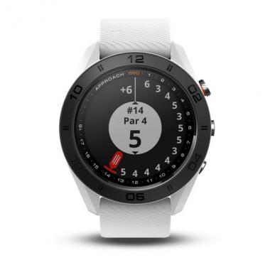 ЧАСЫ GARMIN APPROACH S60 WHITE 010-01702-01