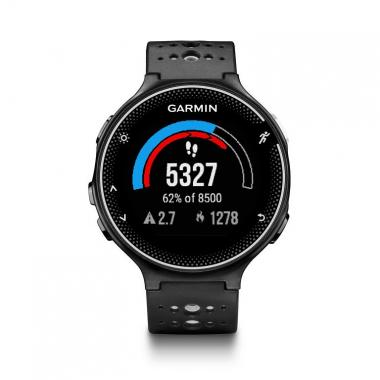 ЧАСЫ GARMIN FORERUNNER 230 BLACK & WHITE 010-03717-44