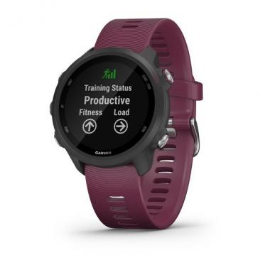 ЧАСЫ GARMIN FORERUNNER 245 BLACK BERRY 010-02120-11