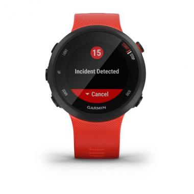 ЧАСЫ GARMIN FORERUNNER 45 LAVA RED 010-02156-16