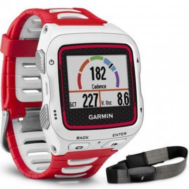 ЧАСЫ GARMIN FORERUNNER 920 XT WHITE/RED WATCH WITH HRM-RUN 010-01174-31