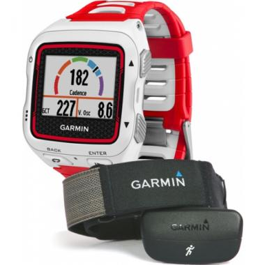 ЧАСЫ GARMIN FORERUNNER 920 XT WHITE/RED WATCH WITH HRM-RUN 010-01174-31