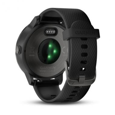 ЧАСЫ GARMIN VIVOACTIVE 3 BLACK WITH SLATE HARDWARE 010-01769-12