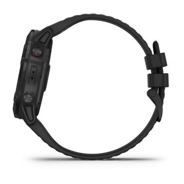 ЧАСЫ GARMIN FENIX 6X PRO BLACK WITH BLACK BAND 010-02157-01