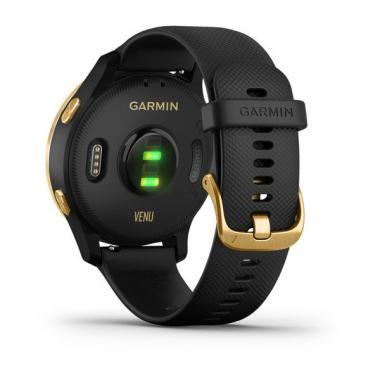 GARMIN VENU BLACK GOLD 010-02173-33