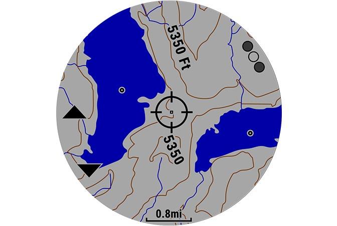Карта на tactix Charlie