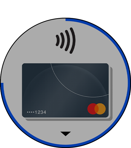 Garmin Pay в forerunner 945