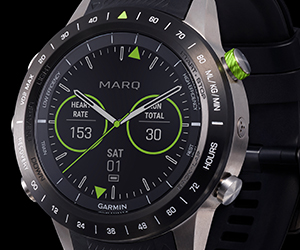 Шкала времени Vo2Max MARQ