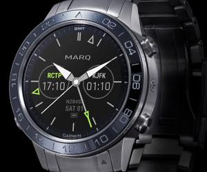 Шкала времени GMT MARQ