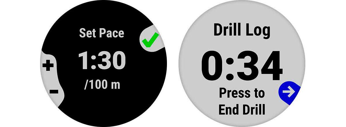 Часы Swim 2. Расширенные функции для плавания