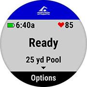 Часы Garmin Swim 2. Разработанные для использования в воде
